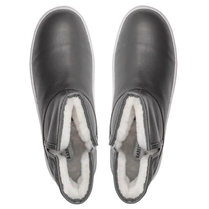 """RABBIT LOAFERS  - Онлайн магазин женской и мужской обуви ПОЛУСАПОГИ ЖЕНСКИЕ """"NILA GREY"""" RLW-108-038"""